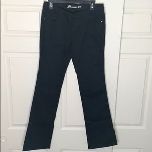 Forever 21 | Black | Boot Cut | Jeans